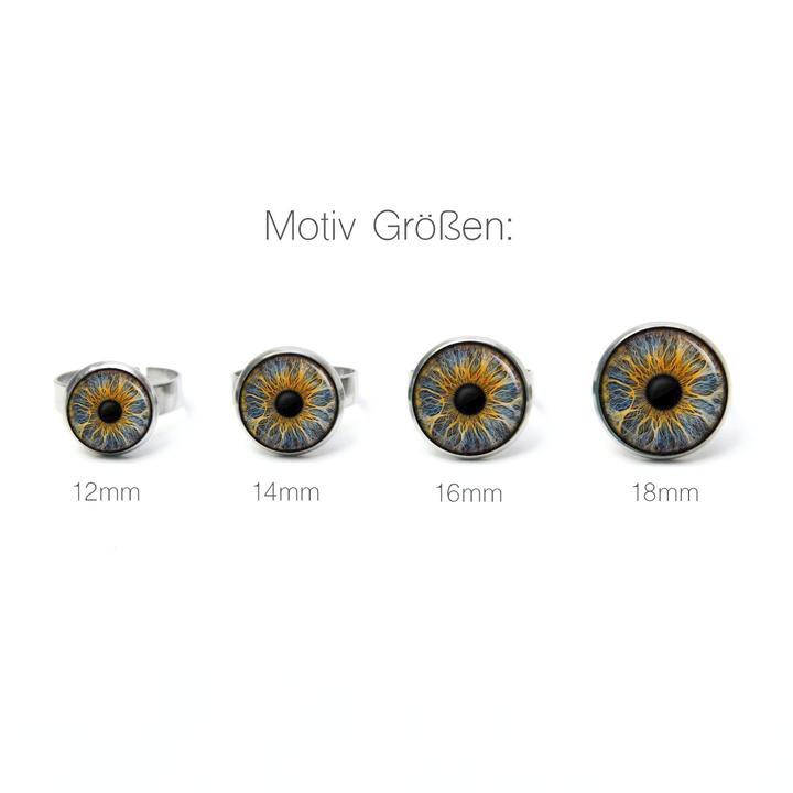 Iris-Fotografie Ring