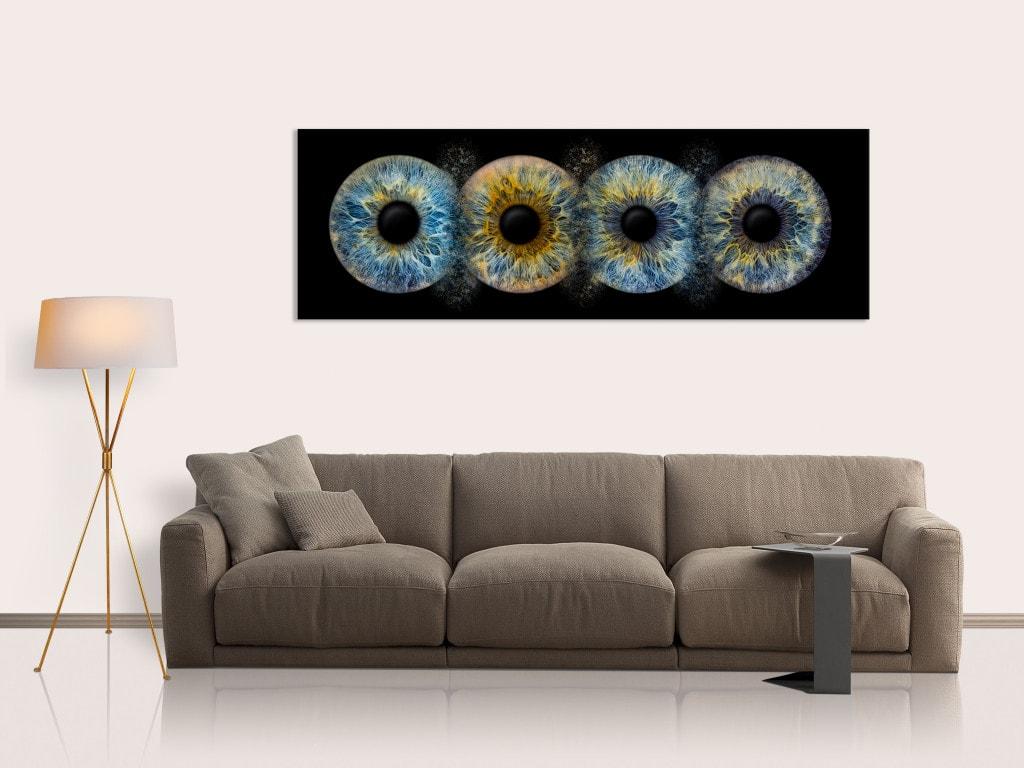Iris Fusion 4 Panorama